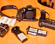 Продається Canon EOS 450D (body).Львів
