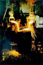 Литейное производство: литейное оборудование,  цеха и литейные заводы