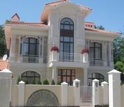 Фасадний декор з пінопласту