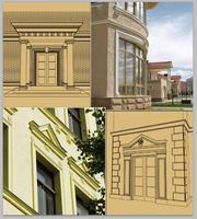Фасадний декор Львів Фасадне оздоблення Фасадні вироби