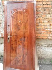 двери металические входные от 75s львов