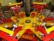 Начните свой шелкотрафаретный бизнес! С нашим оборудованием - это легко!