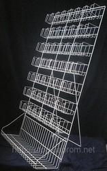 Сетки,  подставки,  витрины торговые