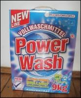 Німецький порошок Power Wash,  9 кг