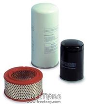 Фільтр повітряний,  фільтр масляний,  повітряно-масляний сепаратор до ко