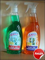 Акція! Рідина для миття вікон Gallus,  1 л