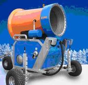 Снігові гармати,  рушниці,  підйомники Supersnow