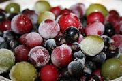 Продам оптом фрукты,  ягоды замороженные