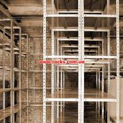 Стелажі металеві складські,  архівні - виробництво,  продаж