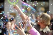 Прокат генератора мильних бульбашок