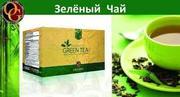зеленый чай с Рейшой