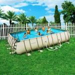 Каркасні басейни