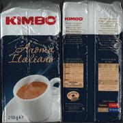Кофе Kimbo Aroma Italiano 250 г. Цена 29 грн.