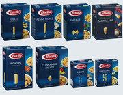 Итальянские макароны Barilla из твёрдых сортов пшеницы