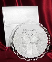 приглашения на свадьбу элегантные