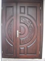 Виробництво та реалізація дверей із масиву сосни