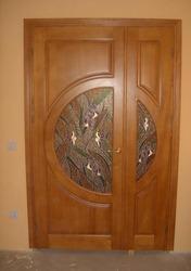 Соснові двері Львів