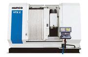 Обрабатывающий ФРЕЗЕРНЫЙ ЦЕНТР с подвижными колоннами HURCO серии VTX Z с маятниковой и двузональной обработкой