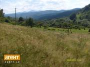 Земерьна ділянка в Карпатах с.Ямельниця