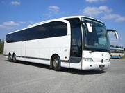 Туристичні автобусні перевезення від 4 до 57 місць зі Львова,  Оренда