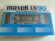 Кассета maxell LN90 Japan продам