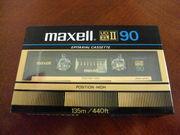Кассета maxell UD xlii 90 (Japan)