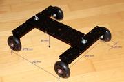 Візок Тележка Dolly Skater під відеокамеру новий  у чохлі 400 грн.