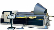 4-х валковые вальцы UZMA 4R HS 15-150