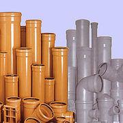 Трубы ПВХ и фитинги для наружной канализации ф110-500 Львів