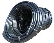 Трубы ПЭ(80, 100) и фитинги для наружного водоснабжения ф 16-ф1200мм