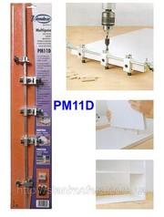 Мебельный кондуктор для сверления ДСП Virutex PM11D