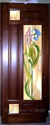 Продам двері деревяні від виробника виготовлені на замовлення у  Львів