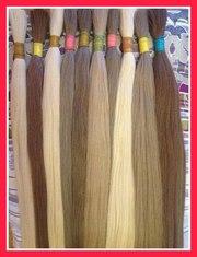 Продам Волосся натуральне для нарощування волосся в зрізі