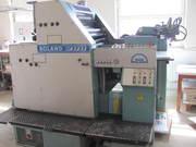 Печатная машина Roland 202
