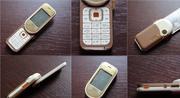 Nokia 7373 Gold (гламурна серія)