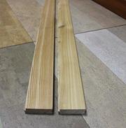 Дошка підлогова з модрини