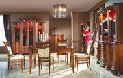 Mebin предлагает мебель из массива дерева. Мебель для спальни,  гостино