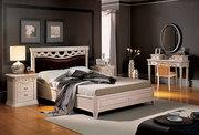 Итальянская мебель для спальни из колекции Firenze Night произведена в