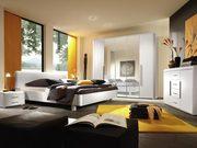 Модульная спальня Voltera Helvetia состоит из восьми элементов,  модуль