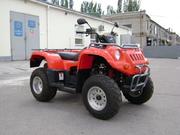 Утилитарный прогулочный квадроцикл AIE 4-CROSS 200