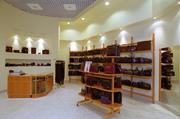 стелажі,  торгівельне обладнання,  меблі для магазинів