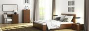 Польская мебель из натурального дерева: Woodways - мебель для спальни,