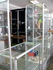 Мебель для магазинов Троянда Витрины Прилавки Стеллажи Сетки Стойки