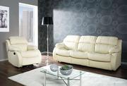 Pyka Meble двухместный диван с реклайнером,  обивка изготовлена из высо