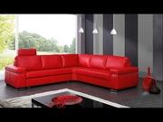 Мебель кожаная высокого качества Фабрика мягкой мебели Etap Sofa