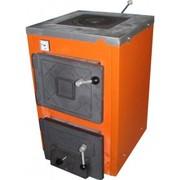 Продається твердопаливний котел ТермоБар АКТВ -12 з плитою