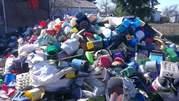 Закупаем отходы пластмассы в неограниченном количестве.
