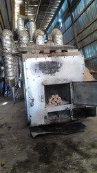 Обладнання для виготовлення паливних брикетів. Сушка аеродинамічна