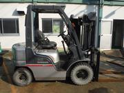 Бензиновый погрузчик Nissan PL02M20J на 2 тонны