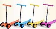 Самокат детский Trolo Mini для детей от 2 лет разные цвета